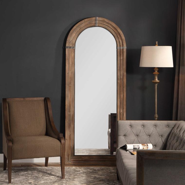 Vasari Arch Mirror by Uttermost