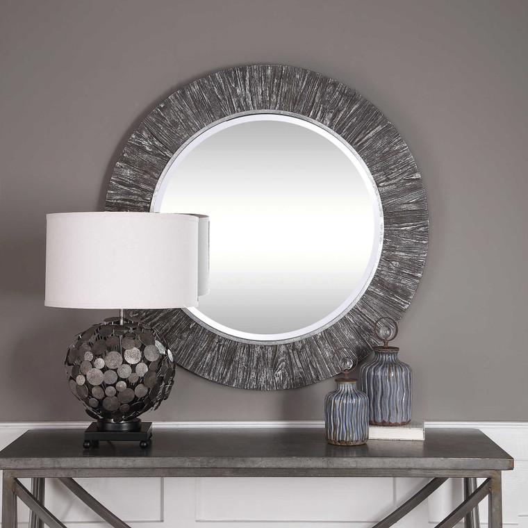 Wenton Round Mirror by Uttermost