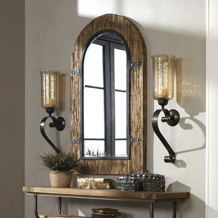 Cassidy Arch Mirror by Uttermost