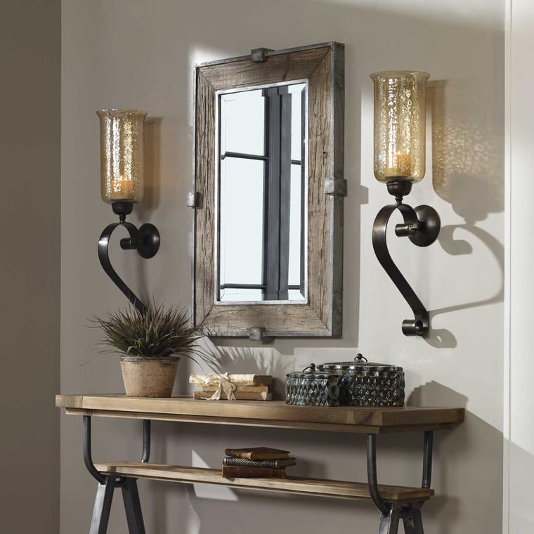 Siringo Vanity Mirror by Uttermost