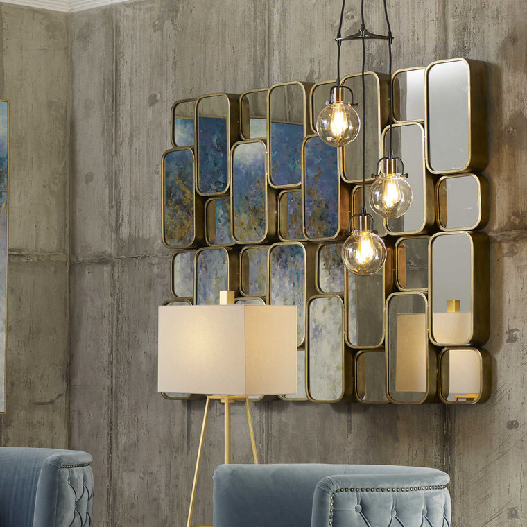 Canute Mirror by Uttermost