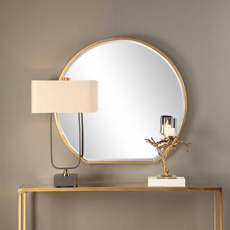 Cabell Mirror by Uttermost
