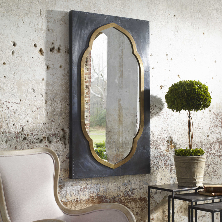 Shanti Mirror by Uttermost