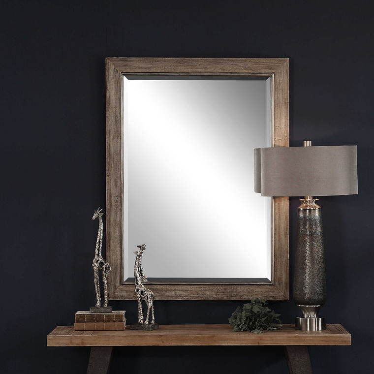Walt Farmhouse Mirror by Uttermost