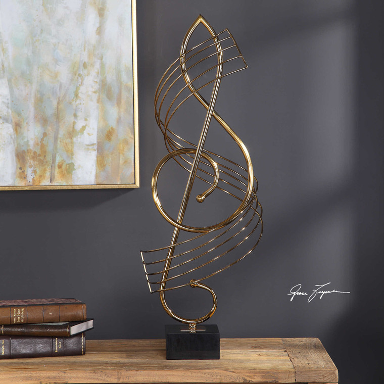 Score Sculpture by Uttermost
