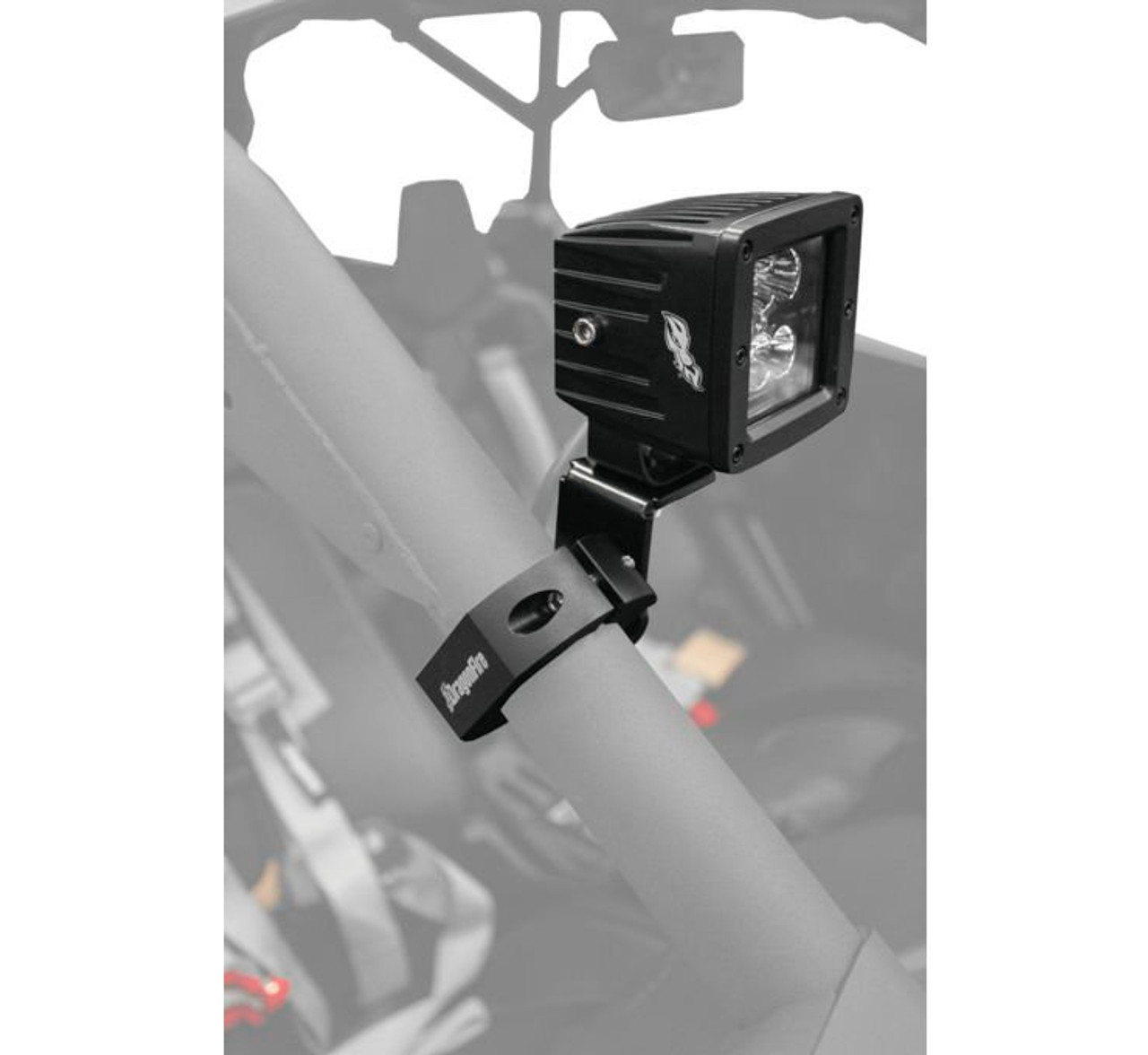 DragonFire Racing Universal Whip Mount for Round Cage