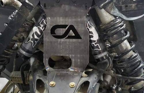 CAN-AM X3 FRONT SUSPENSION LIMIT STRAP SYSTEM With Brace