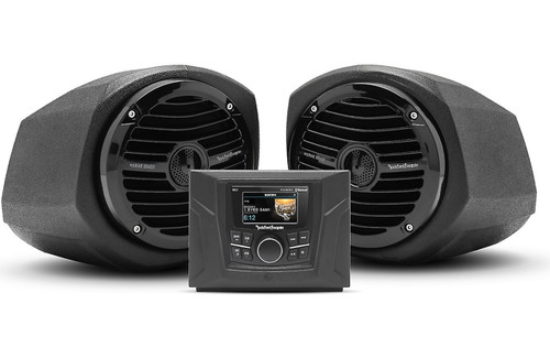 Polaris General Stage 2 Stereo and front lower speaker kit for select Polaris GENERAL™ models