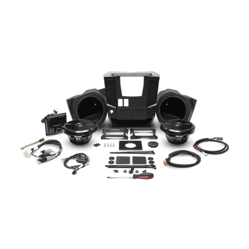 Polaris Ranger Stage 2 Stereo and front lower speaker kit for select RANGER® models