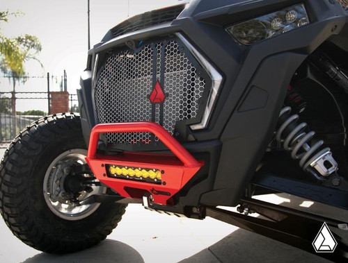 **NEW** Assault Industries Stealth Front Bumper (Fits: Polaris RZR Turbo S)