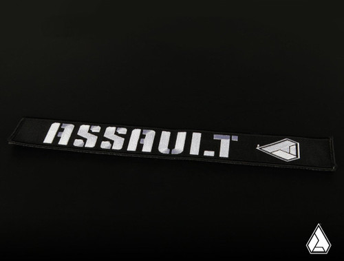 Assault Industries 2in Race Harness Velcro Strap Guards (Set of 2)
