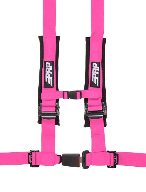 2 Inch 4 Point Harness Pink PRP Seats