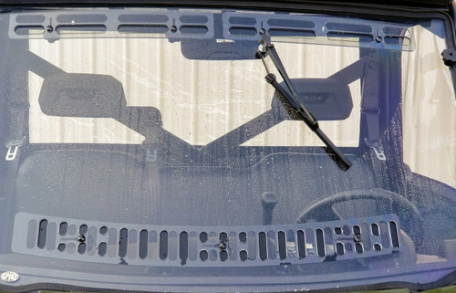 OPTIONAL ACCESSORY MANUAL WINDSHIELD WIPER KIT