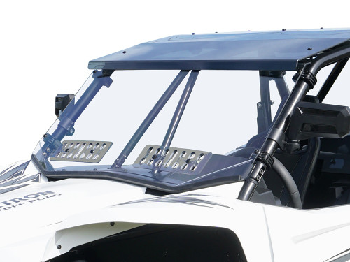 WILDCAT XX DUAL VENTED WINDSHIELD-HC