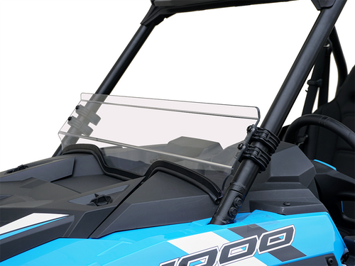 POLARIS RZR TURBO-S AND 2019 XP1000 SHORT WINDSHIELD-HC