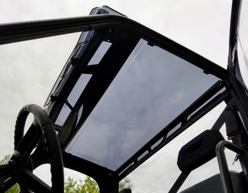 POLARIS RANGER FULL SIZE ROOF (PRO-FIT TUBING)-TINTED