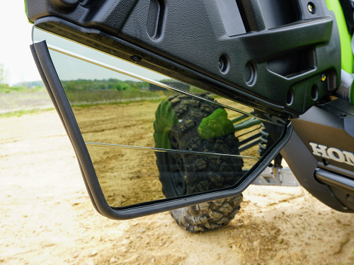 HONDA TALON LOWER DOOR INSERTS-DARK TINTED