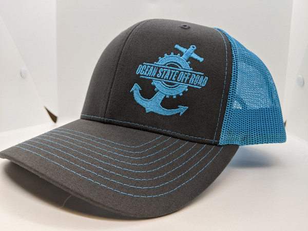 Ocean State Off Road Snapback Hat