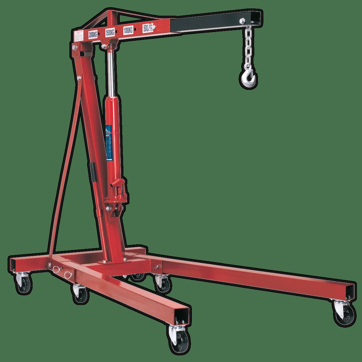 Engine Cranes & Supports