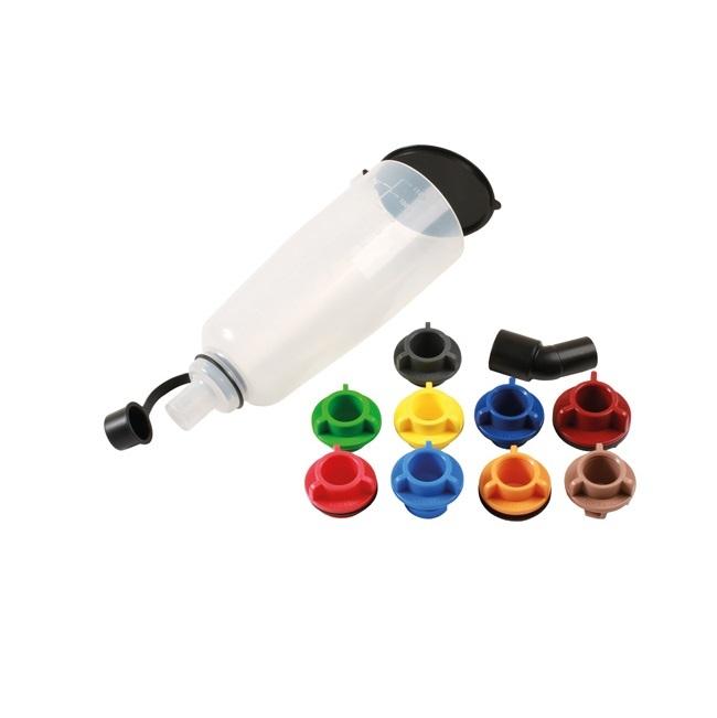 Laser Fluid Handling