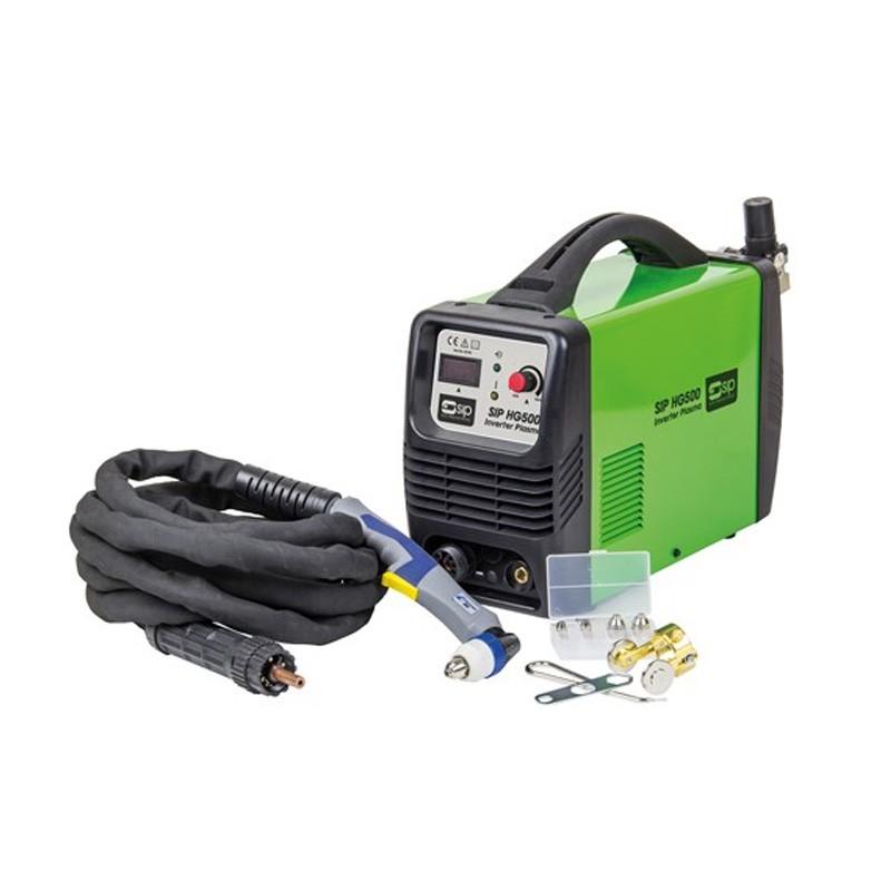 SIP HG500 Professional Inverter Plasma Cutter 05787