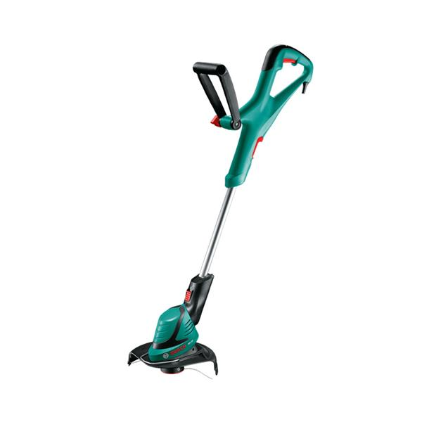 Bosch Electric Grass Trimmer ART27  06008C1J70   One-click height adjustment extends length; change angle with secondary handle Ideal for cutting grass and weeds, lawn trimming, and garden edging.   toolforce.ie