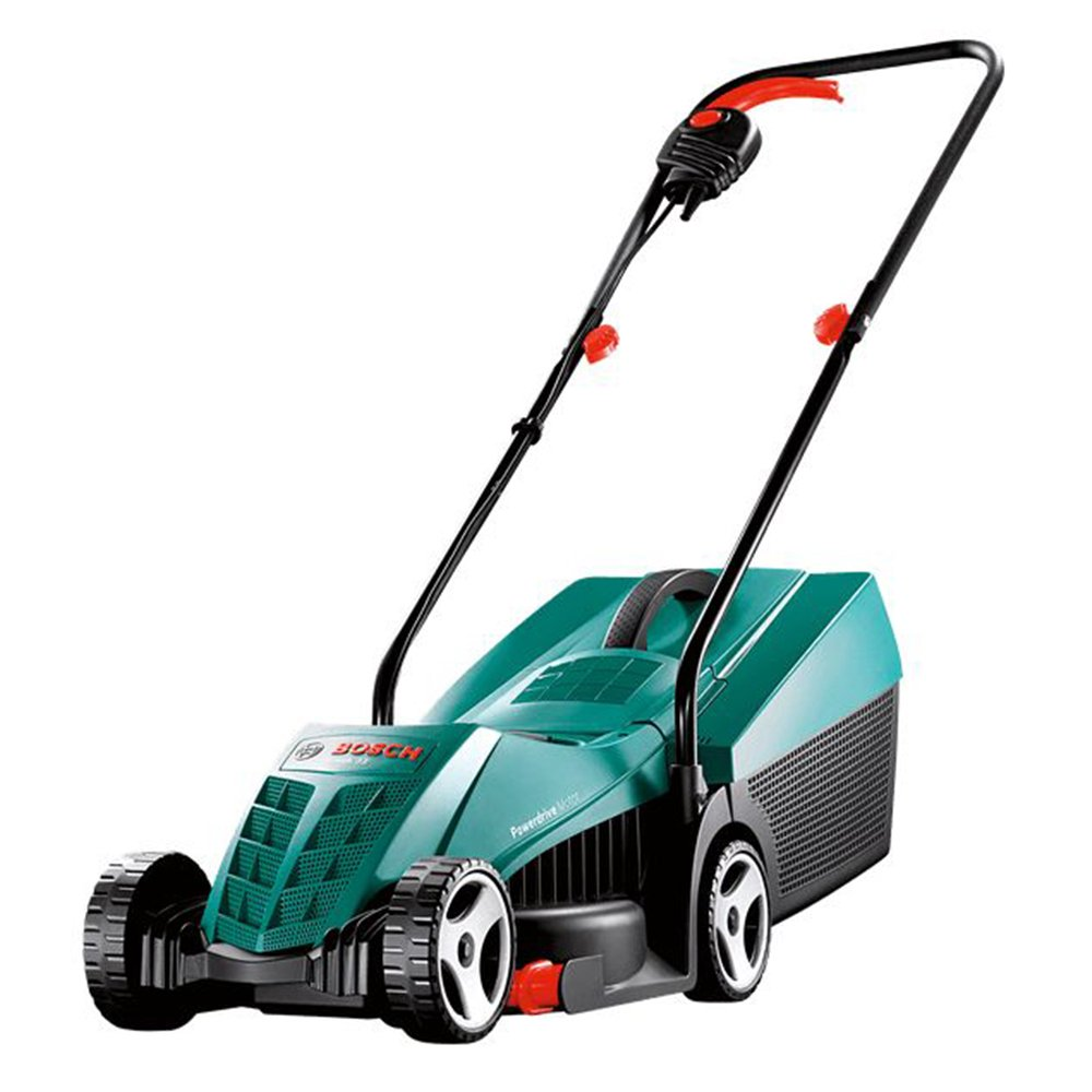 BOSCH ROTAK 32R ELECTRIC 230V LAWNMOWER 0600885B70 | The Bosch Rotak 32 is the perfect Lawn Mower for Small To Medium size Garden | toolforce.ie