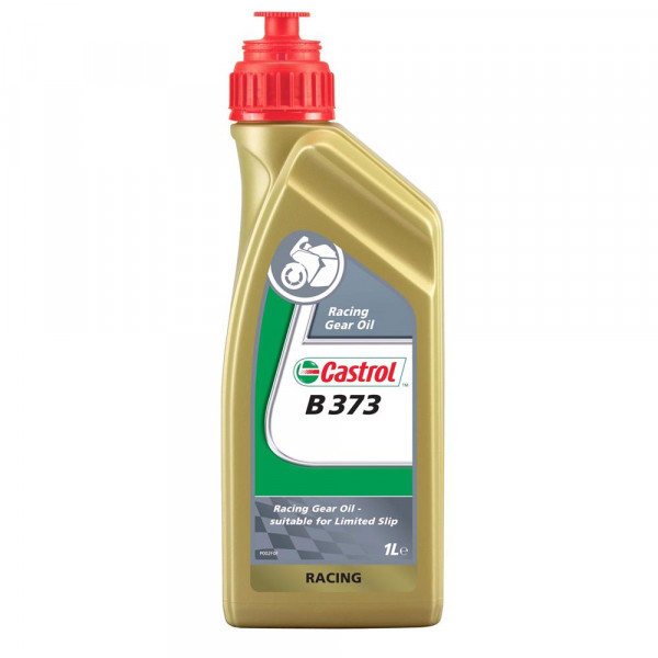 CASTROL B373 Racing Gear Oil 1L 151AD3, Combines limited slip performance with excellent load carrying ability.