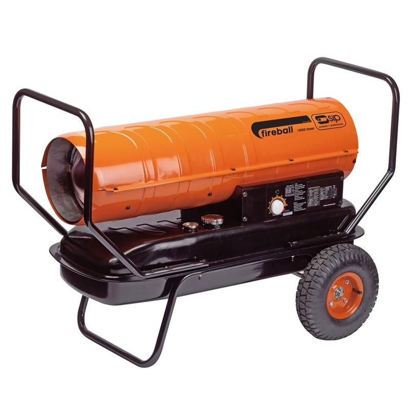 SIP Industrial Diesel Space Heater 175.000 Btu 09568