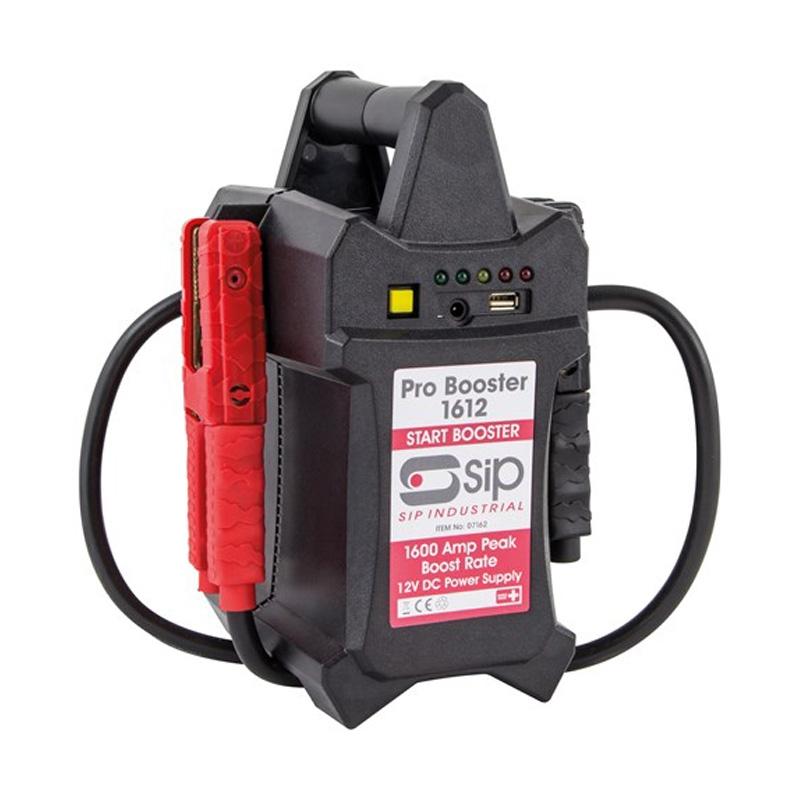 SIP Professional AGM Booster Pack 12v 07162  emergency 12v battery jump pack