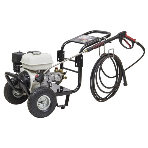 SIP TPHGP570/150 Honda Petrol Pressure Washer 08642, Brass-headed COMET Axial pump for increased durability