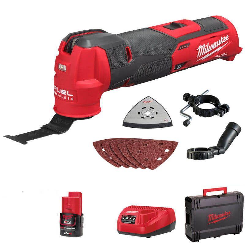 Milwaukee M12 Fuel Multi Tool M12FMT-201B
