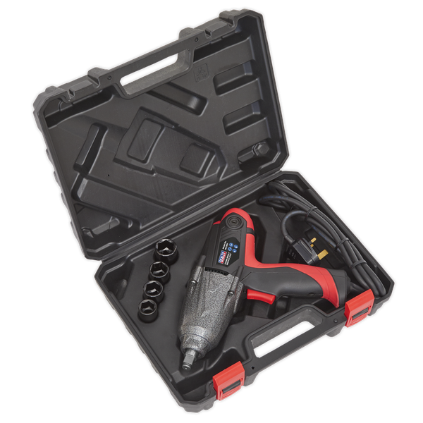 """Sealey 230V 1/2""""Dr Impact Gun IW230V 