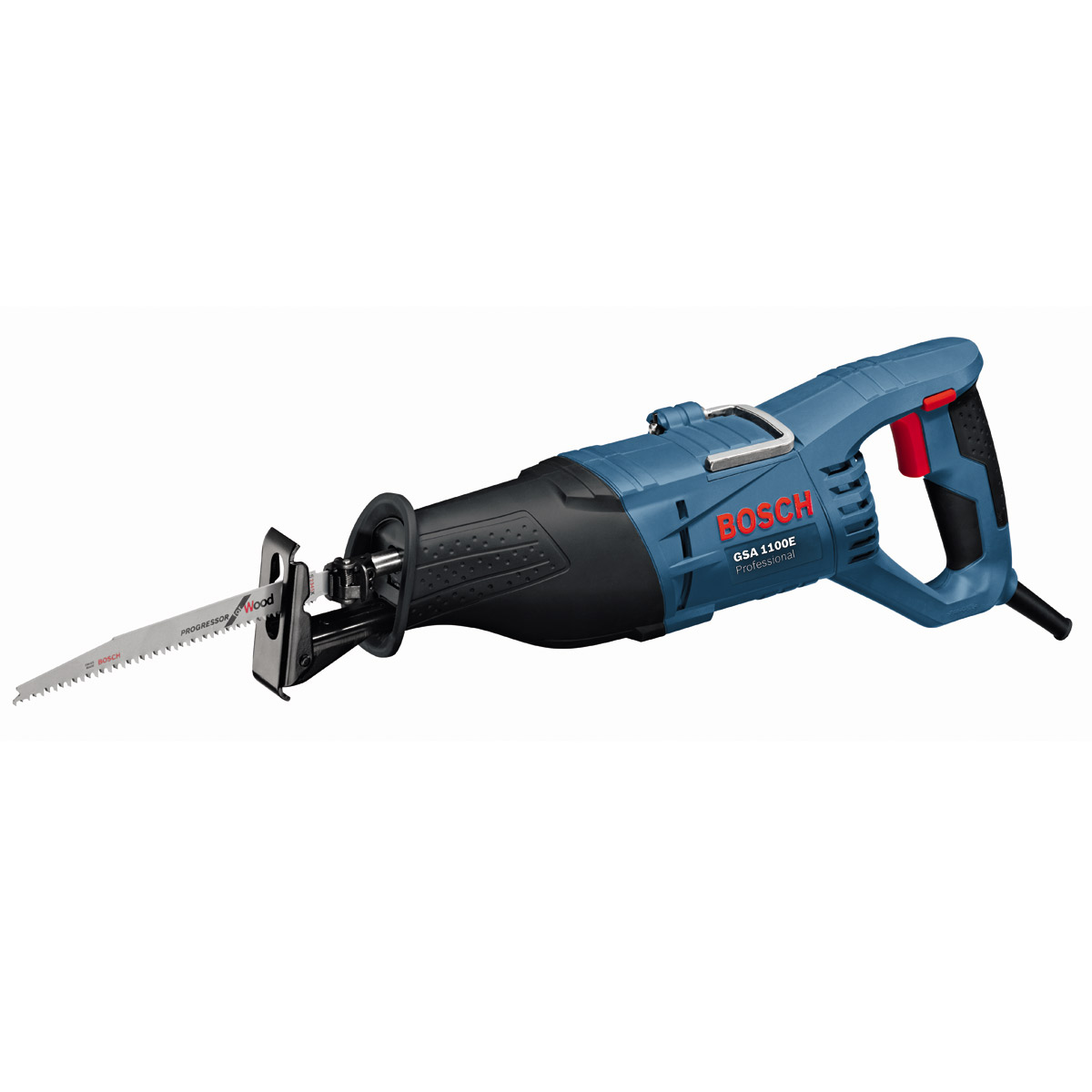 BOSCH 240V PROFESSIONAL RECIPROCATING SAW GSA1100E | The GSA 1100 E Professional Sawzall also features a hanging hook and tool-free SDS saw blade changes. | toolforce.ie