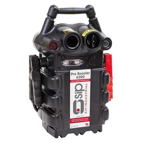 Sip Professional Heavy Duty Booster Pack 12/24v 07174