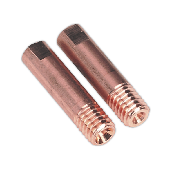 Contact Tip 1mm MB15 Pack of 2   Card of 1mm contact tips suitable for Supermig®, Electromig and Powermig® ranges.   toolforce.ie
