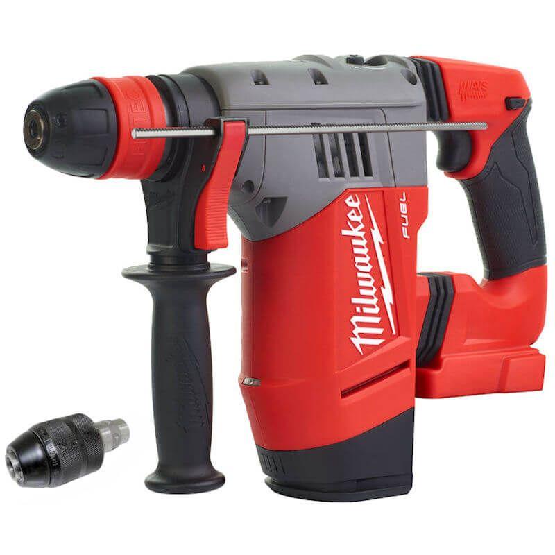 Milwaukee M18 Fuel Professional SDS+ Hammer Drill M18CHPX-0