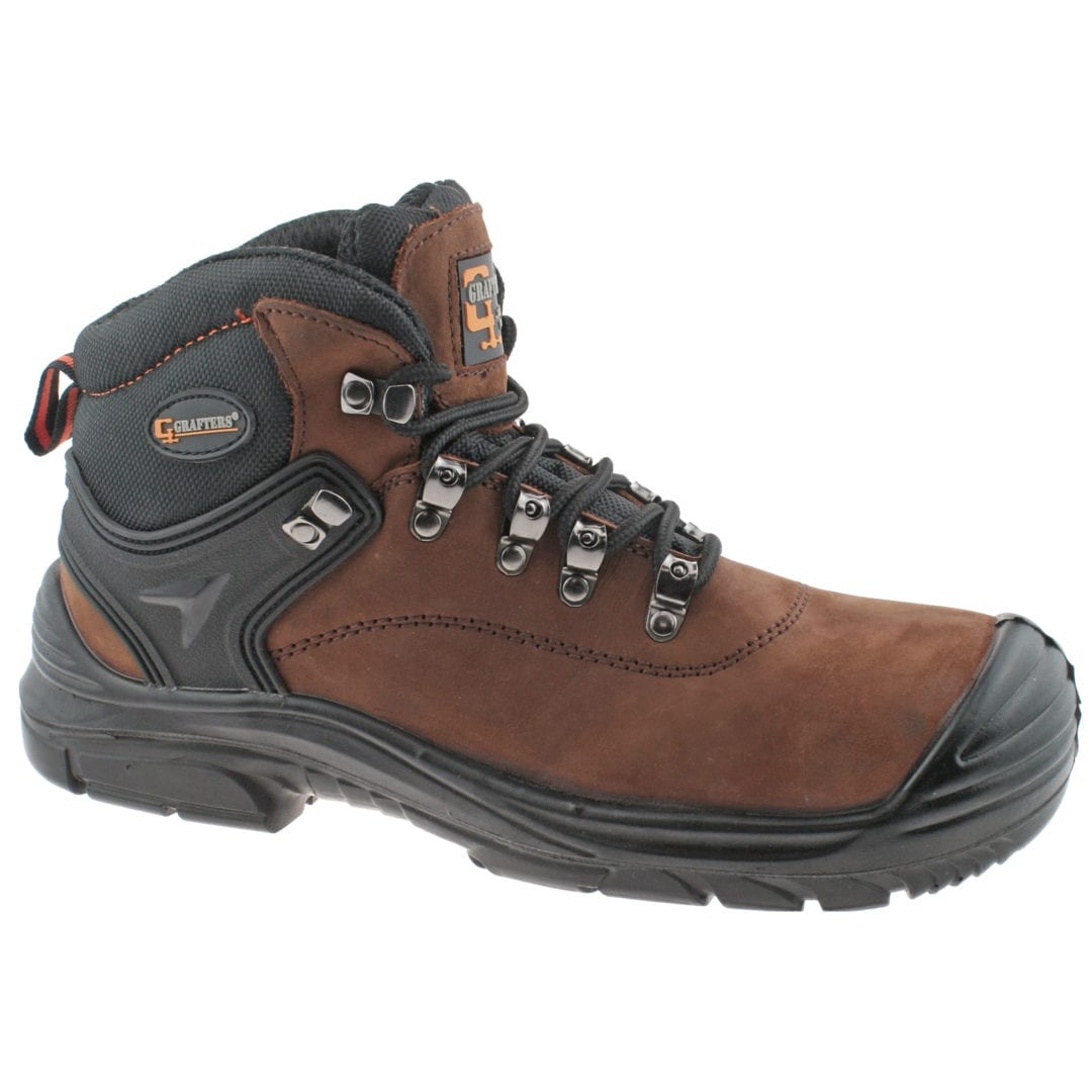 LOGGER SAFETY WORK BOOT S3 WP SRC
