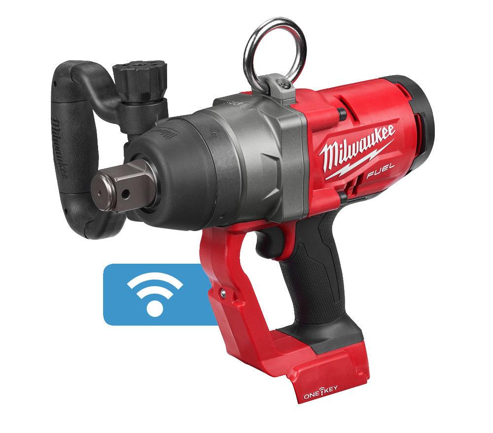 Milwaukee M18 Fuel ! Impact Wrench
