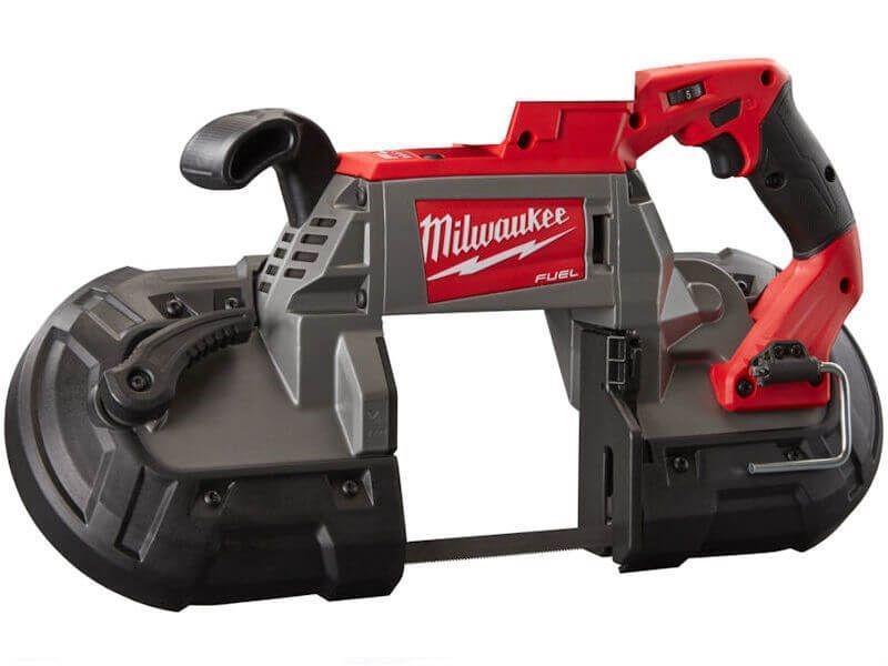 MILWAUKEE M18 FUEL  DEEP CUT BANDSAW 125MM M18CBS125-0
