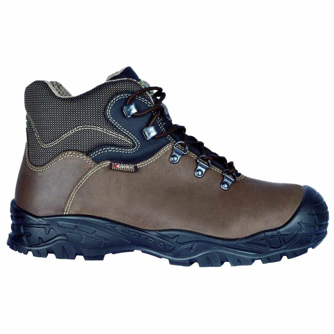 COFRA STRAPPING SAFETY BOOT S3 SRC