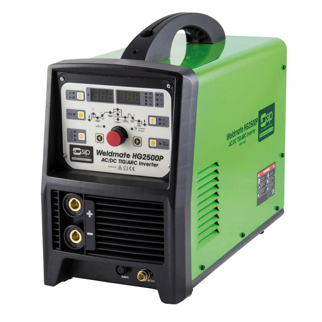 SIP HG2500P Professional AC/DC Tig Welder 05770