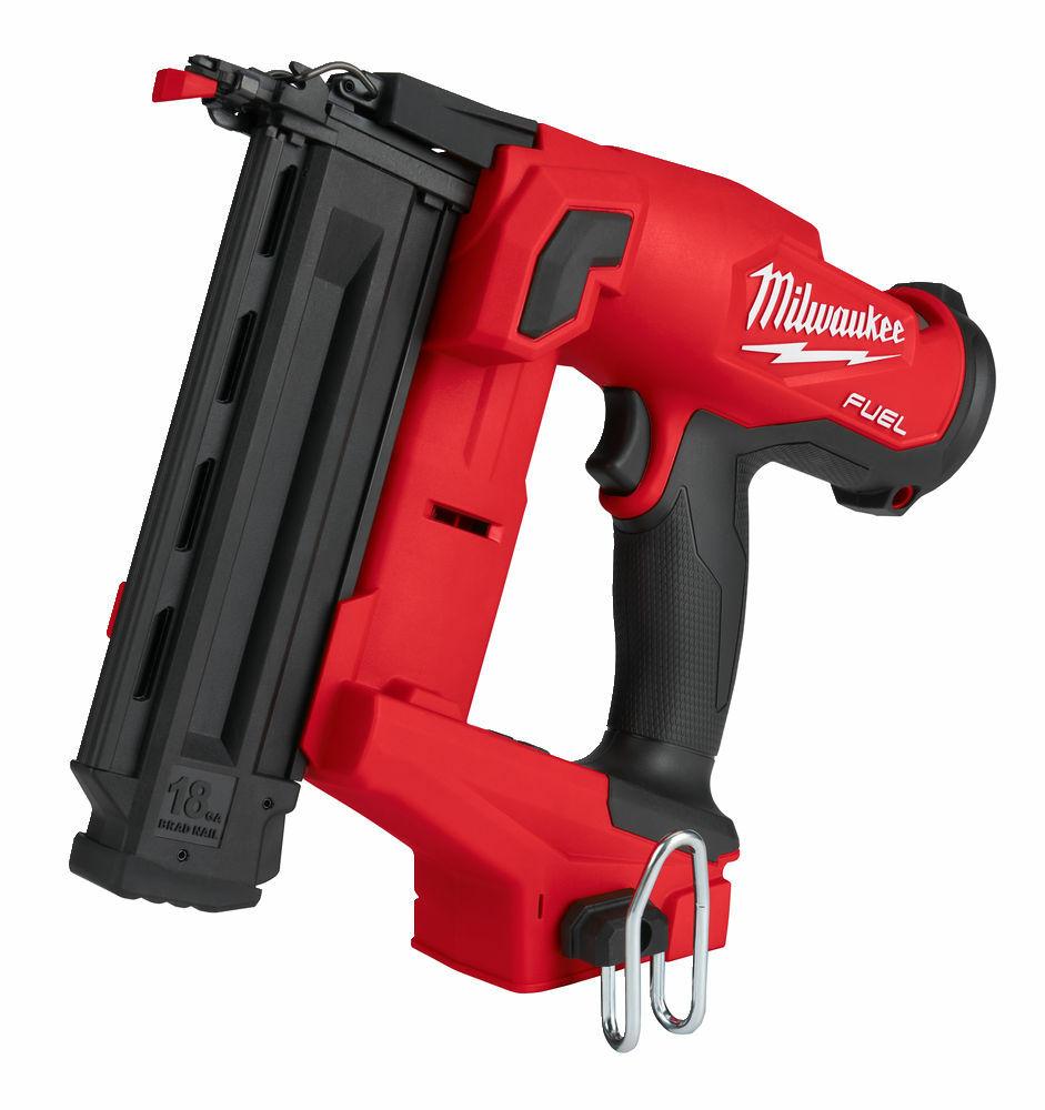 milwaukee second fix nail gun