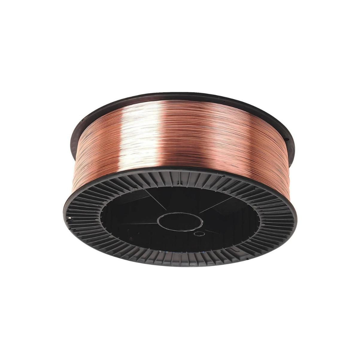 SWP 0.8mm MIG Wire 5kg 7304   For Welding Mild - Medium Tensile Steels   toolforce.ie