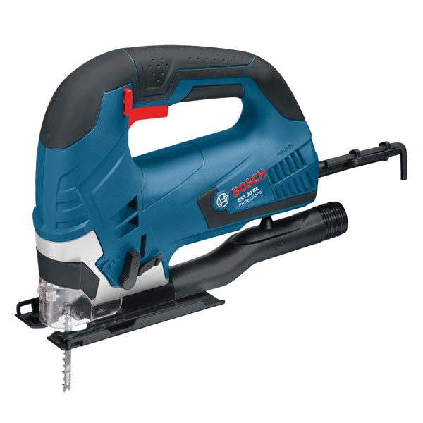 BOSCH GST 90 BE Professional Jigsaw 650W 230V 060158F070   Bend-resistant steel base plate.   toolforce.ie