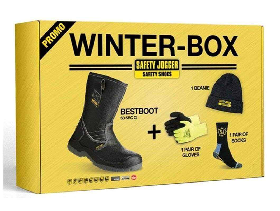 SAFETY JOGGER RIGGER BOOT WINTER BOX S3 SRC