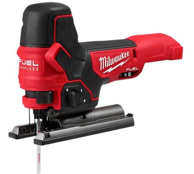 Milwaukee M18 Fuel Body Grip Jigsaw M18FBJS-0
