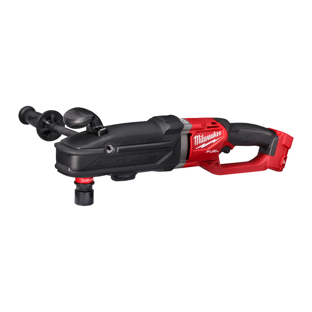 Milwaukee M18 Fuel Super Hawg Right Angle Drill  M18FRAD2-0