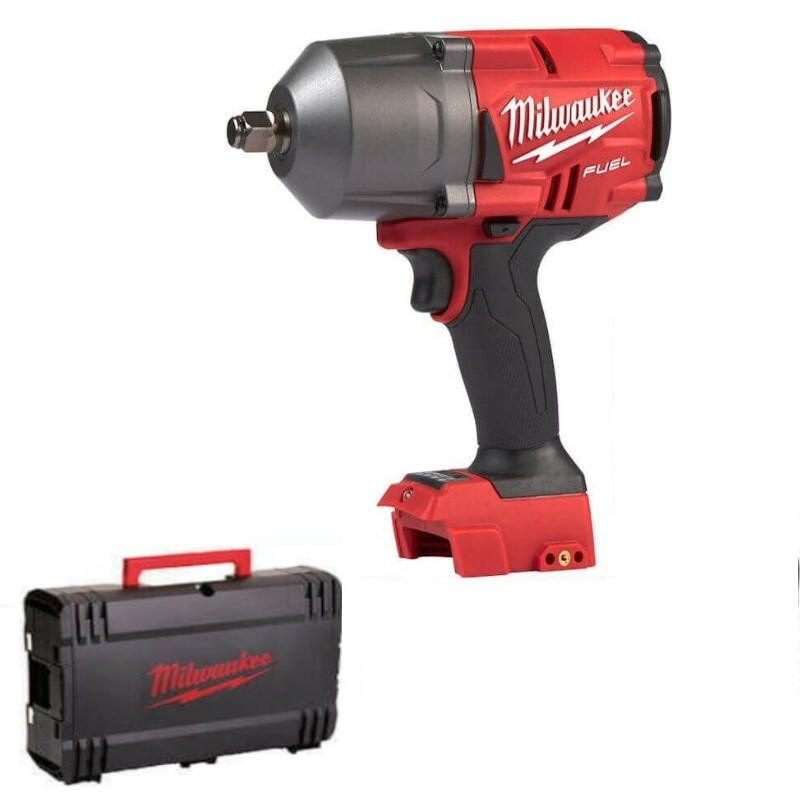 """Milwaukee M18 Fuel High Torque Impact Wrench 1/2"""" Drive 1898Nm of Torque with Case"""