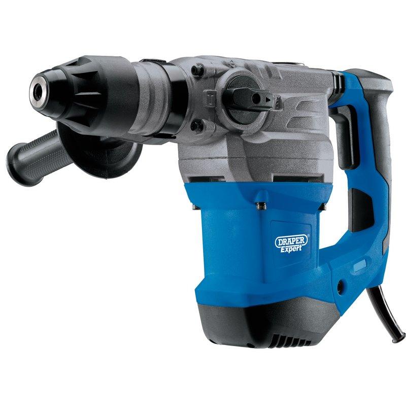 Draper SDS+ Rotary Hammer Drill, 1500W (SDSHD1500E)